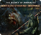 The Agency of Anomalies: Huiveringwekkend Hospitaal