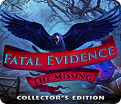 Fatal Evidence: The Missing Collector's Edition