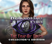 Paranormal Files: The Trap of Truth Collector's Edition